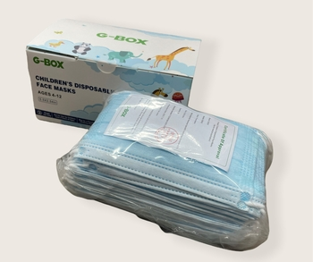 Image Kids Disposable Mask 50 Count