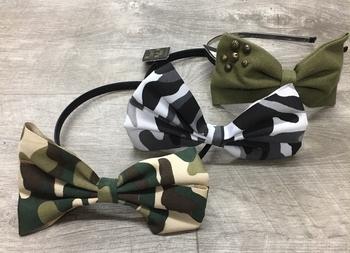 Image Camo Bow Headband