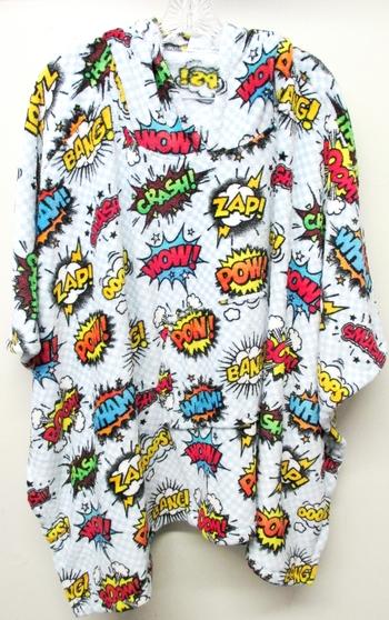 Image Fuzzy Pow Poncho