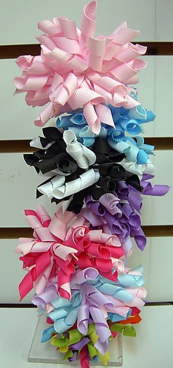 Image Grosgrain Curly Pony O