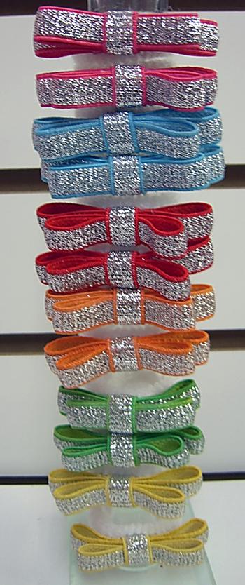 Image Glitter Bow Pony Pairs