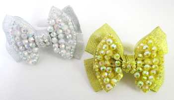 Image Metallic Bow Pony