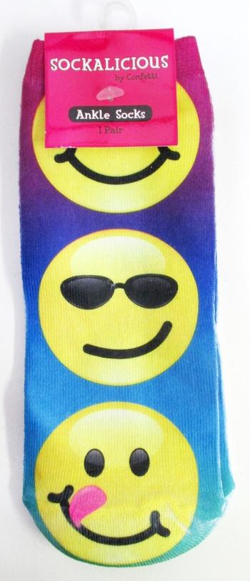 Image Sock 75 Emoji Socks