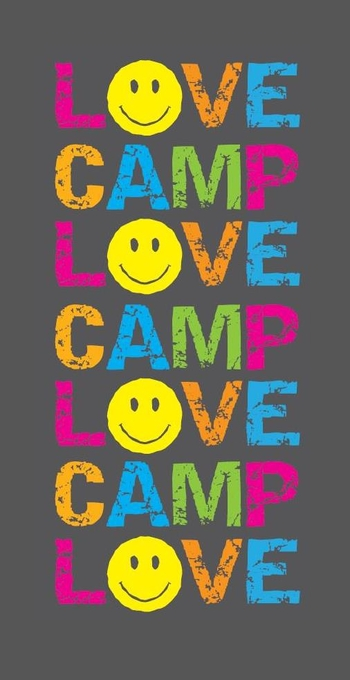 Image Love Camp Towel