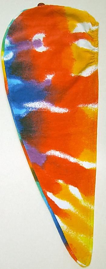 Image THW2 Tie Dye Towel Turban